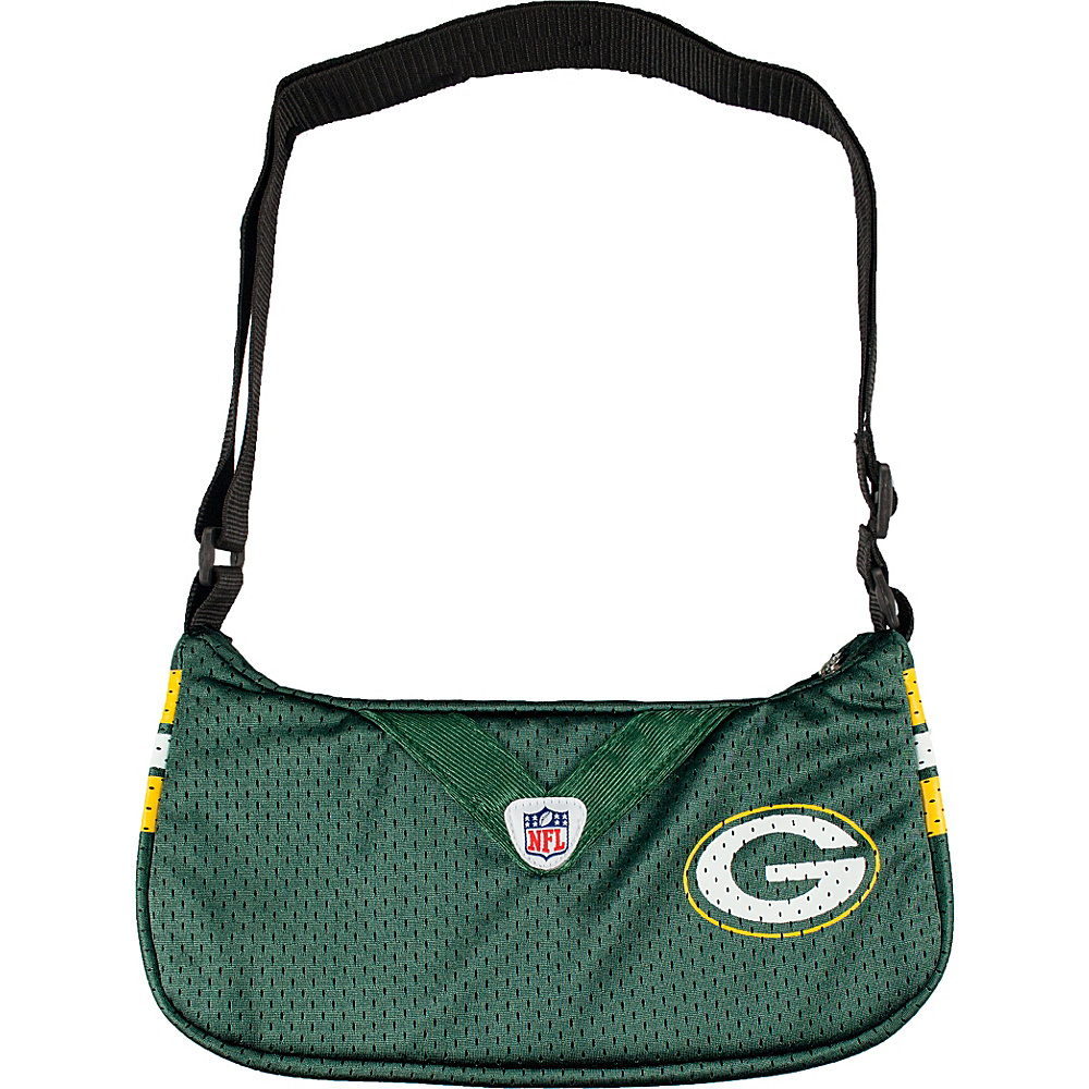 Littlearth Team Jersey Purse - NFL Teams Green Bay Packers - Littlearth Fabric Handbags