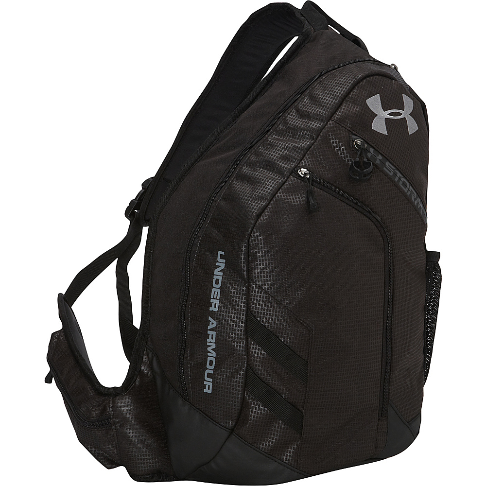 UPC 887907609587 product image for Under Armour Compel Sling Backpack  BLK BLK STL ... e937002d4a085