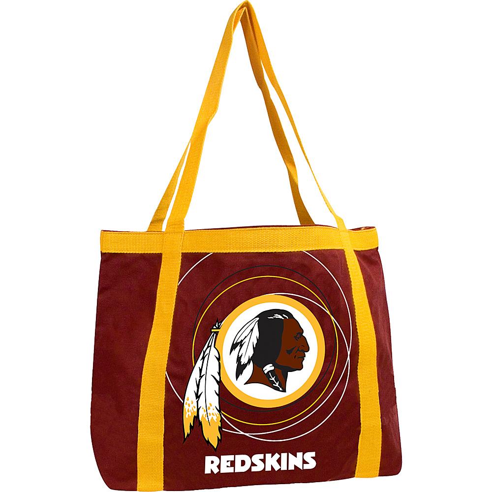 Littlearth Team Tailgate Tote - NFL Teams Washington Redskins - Littlearth Fabric Handbags - Handbags, Fabric Handbags