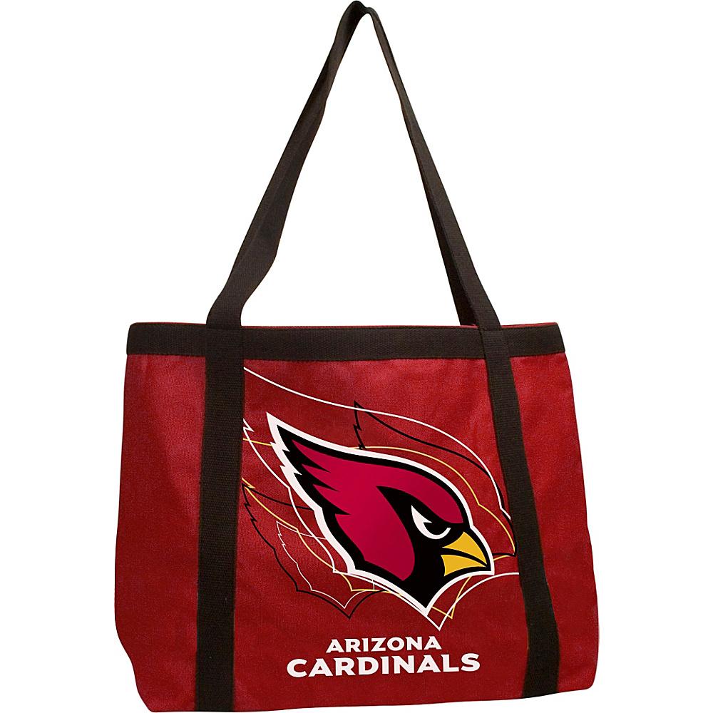 Littlearth Team Tailgate Tote - NFL Teams Arizona Cardinals - Littlearth Fabric Handbags - Handbags, Fabric Handbags