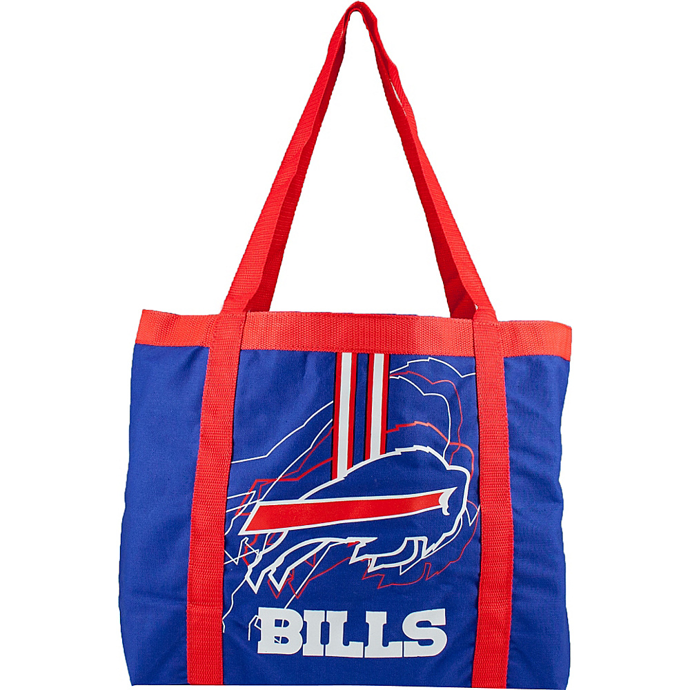 Littlearth Team Tailgate Tote - NFL Teams Buffalo Bills - Littlearth Fabric Handbags