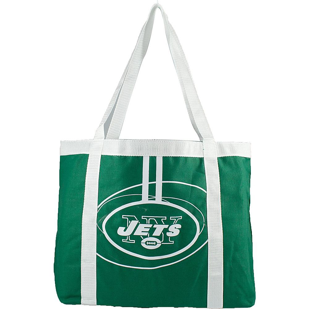 Littlearth Team Tailgate Tote - NFL Teams New York Jets - Littlearth Fabric Handbags - Handbags, Fabric Handbags