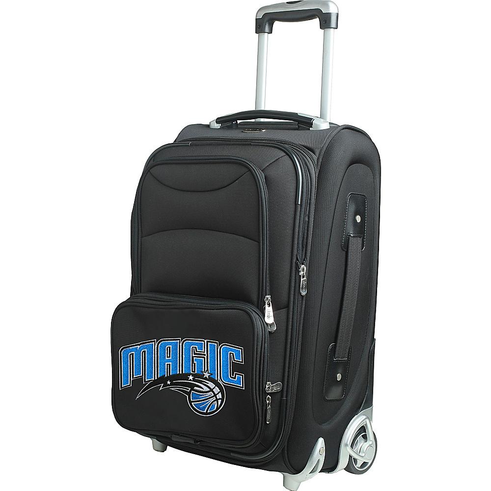 Denco Sports Luggage NBA 21 Wheeled Upright Orlando Magic - Denco Sports Luggage Softside Carry-On - Luggage, Softside Carry-On