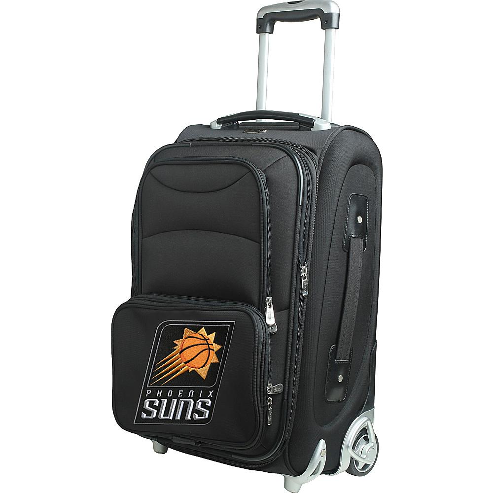 Denco Sports Luggage NBA 21 Wheeled Upright Phoenix Suns - Denco Sports Luggage Softside Carry-On - Luggage, Softside Carry-On
