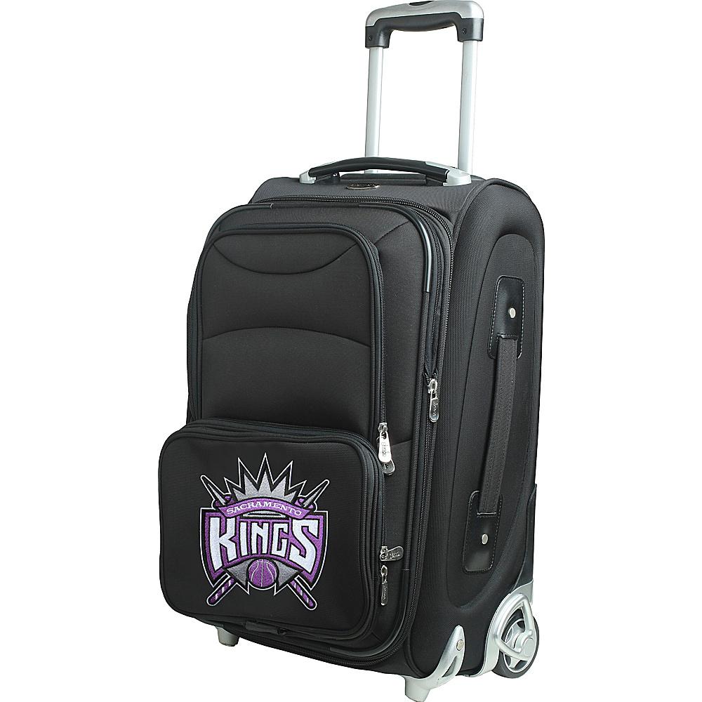Denco Sports Luggage NBA 21 Wheeled Upright Sacramento Kings - Denco Sports Luggage Softside Carry-On - Luggage, Softside Carry-On