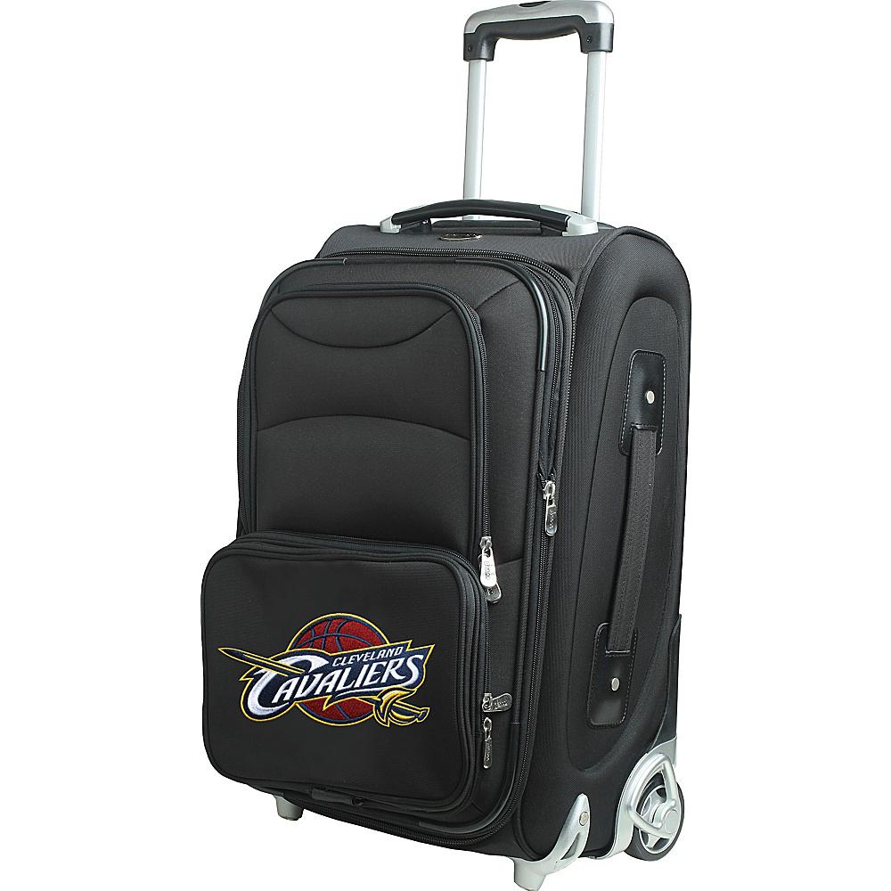Denco Sports Luggage NBA 21 Wheeled Upright Cleveland Cavaliers - Denco Sports Luggage Softside Carry-On - Luggage, Softside Carry-On