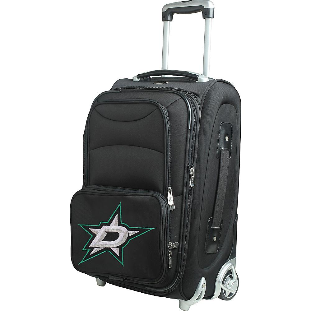 Denco Sports Luggage NHL 21 Wheeled Upright Dallas Stars - Denco Sports Luggage Softside Carry-On - Luggage, Softside Carry-On