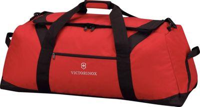 Victorinox Lifestyle Accessories 4.0 Large Travel Duffel Red - Victorinox Rolling Duffels