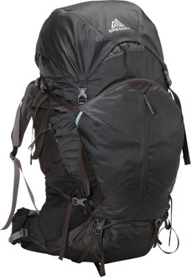 Gregory Deva 80 Small Pack Charcoal Gray - Gregory Day Hiking Backpacks