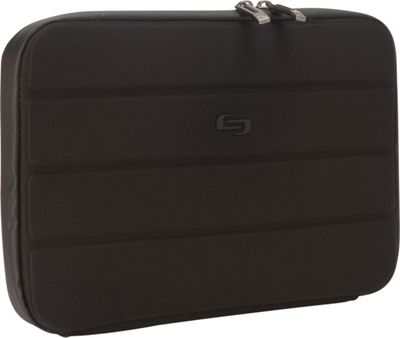 SOLO Universal Tablet Sleeve Black - SOLO Electronic Cases