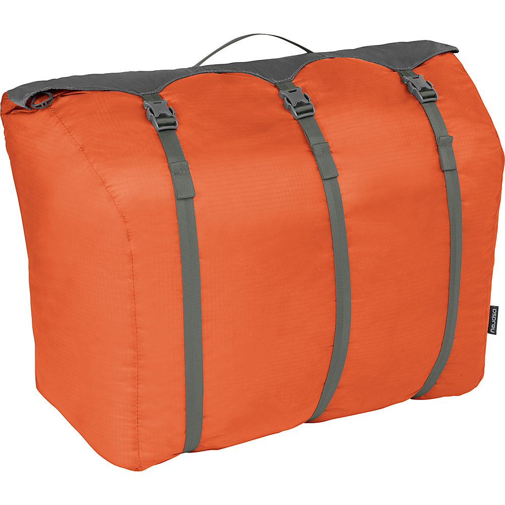 Osprey Straightjacket Compression Sack Poppy Orange – 32L Osprey Outdoor Accessories