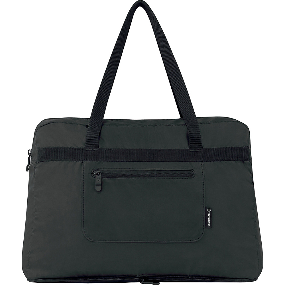 Victorinox Packable Day Bag Black - Victorinox Luggage Totes and Satchels