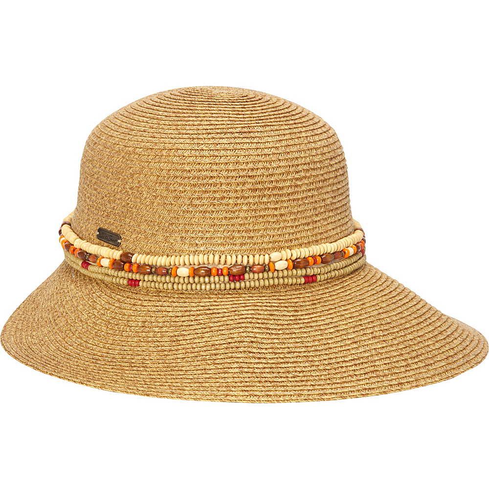 Sun N Sand Backless Sun Hat One Size - Natural - Sun N Sand Hats/Gloves/Scarves - Fashion Accessories, Hats/Gloves/Scarves
