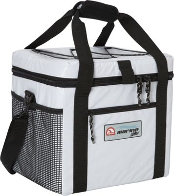 Igloo Marine Ultra 24 Can Square Cooler White - Igloo Outdoor Coolers