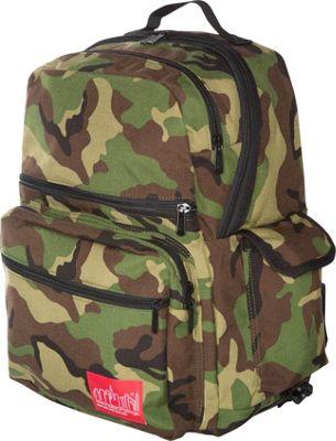 Manhattan Portage Ken's Backpack Camo - Manhattan Portage Everyday Backpacks