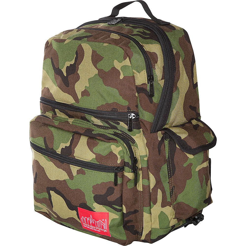Manhattan Portage Kens Backpack Camo - Manhattan Portage Everyday Backpacks - Backpacks, Everyday Backpacks