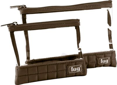 Lug Clearview Envelopes 2 Piece Set Chocolate - Lug Packing Aids