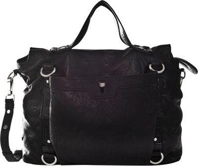Sanctuary Handbags Cargo Tote Black - Sanctuary Handbags Designer Handbags
