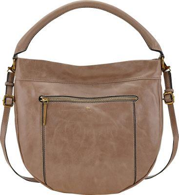 Elliott Lucca Faro City Hobo Shitake - Elliott Lucca Designer Handbags