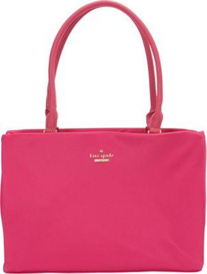kate spade new york Classic Nylon Small Phoebe Sweetheart Pink - kate spade new york Designer Handbags
