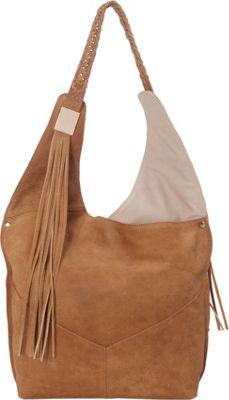 Ella Moss Skylar N/S Hobo Whiskey - Ella Moss Designer Handbags