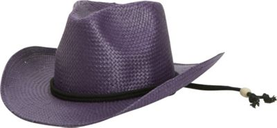 San Diego Hat Kid S Woven Paper Cowboy With Chin Cord And