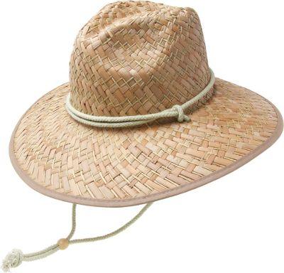 Peter Grimm Baja Lifeguard Hat One Size - Natural - Peter Grimm Hats/Gloves/Scarves