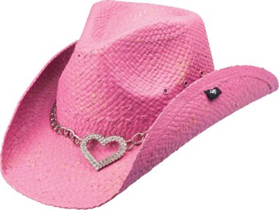 Peter Grimm Heart Attack Drifter Hat One Size - Pink - Peter Grimm Hats/Gloves/Scarves