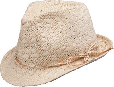 Peter Grimm Craven Fedora One Size - Natural - Peter Grimm Hats/Gloves/Scarves