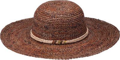 Peter Grimm Beach Getaway Sun Hat One Size - Dark Brown - Peter Grimm Hats/Gloves/Scarves