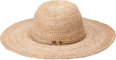Peter Grimm Beach Getaway Sun Hat One Size - Natural - Peter Grimm Hats/Gloves/Scarves