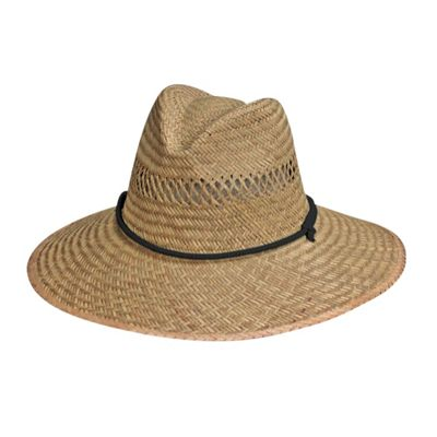 Gold Coast Rush Cord Safari Drifter Hat One Size - Natural - Gold Coast Hats/Gloves/Scarves