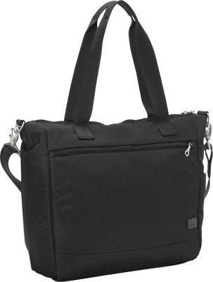 Pacsafe Citysafe CS400 Black - Pacsafe Luggage Totes and Satchels