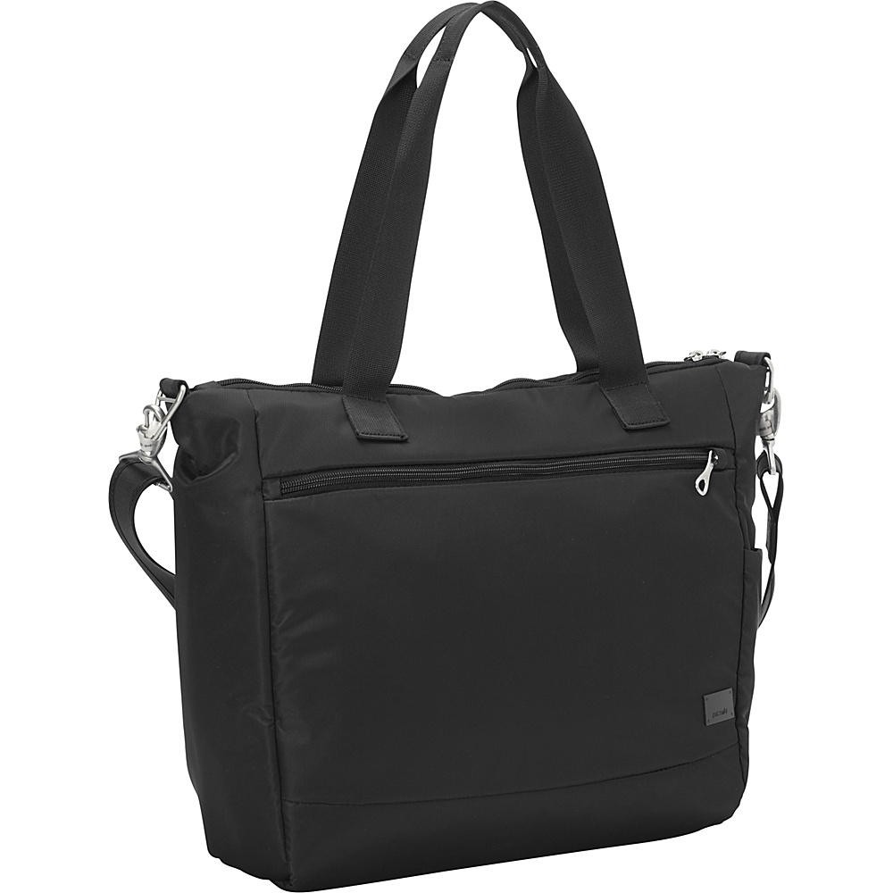 Pacsafe Citysafe CS400 Black Pacsafe Fabric Handbags