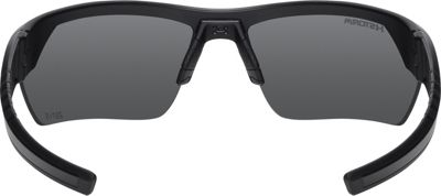 Under Armour Eyewear Igniter 2.0 Storm Sunglasses Satin Black WWP/Gray Storm ANSI Polarized - Under Armour Eyewear Sunglasses
