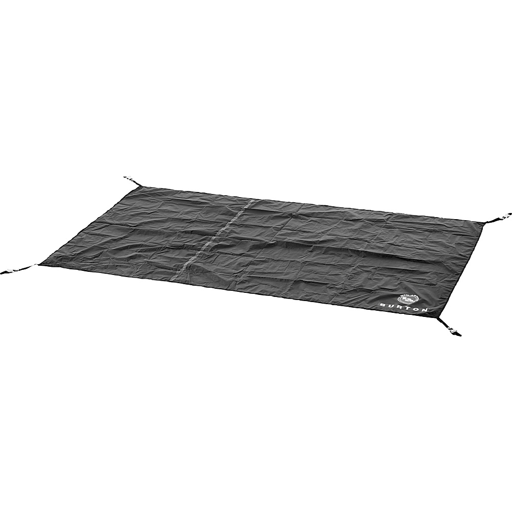Burton Nightcap Footprint True Black Burton Outdoor Accessories