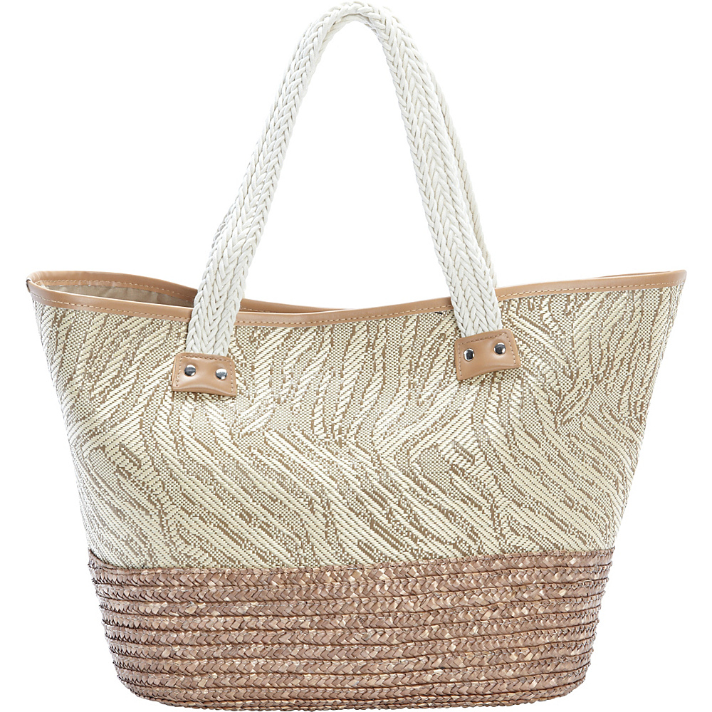 254723e73f Straw Handbags - Magid The most competitive prices for Handbags ...