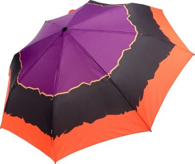 Knirps T2 Duomatic Umbrella River Amethyst - Knirps Umbrellas and Rain Gear