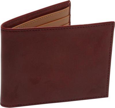 TUSK LTD Brando Billfold Oxblood - TUSK LTD Women's Wallets
