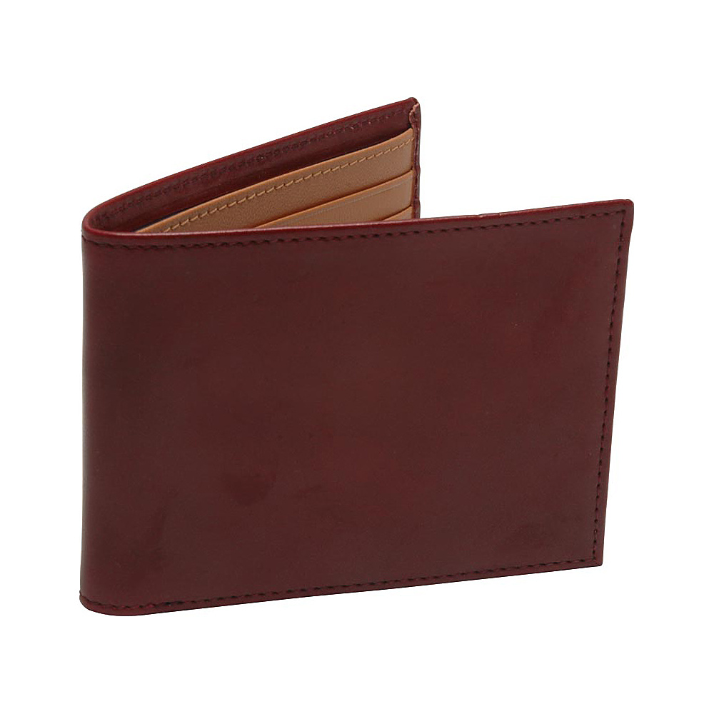 TUSK LTD Brando Billfold Oxblood TUSK LTD Women s Wallets