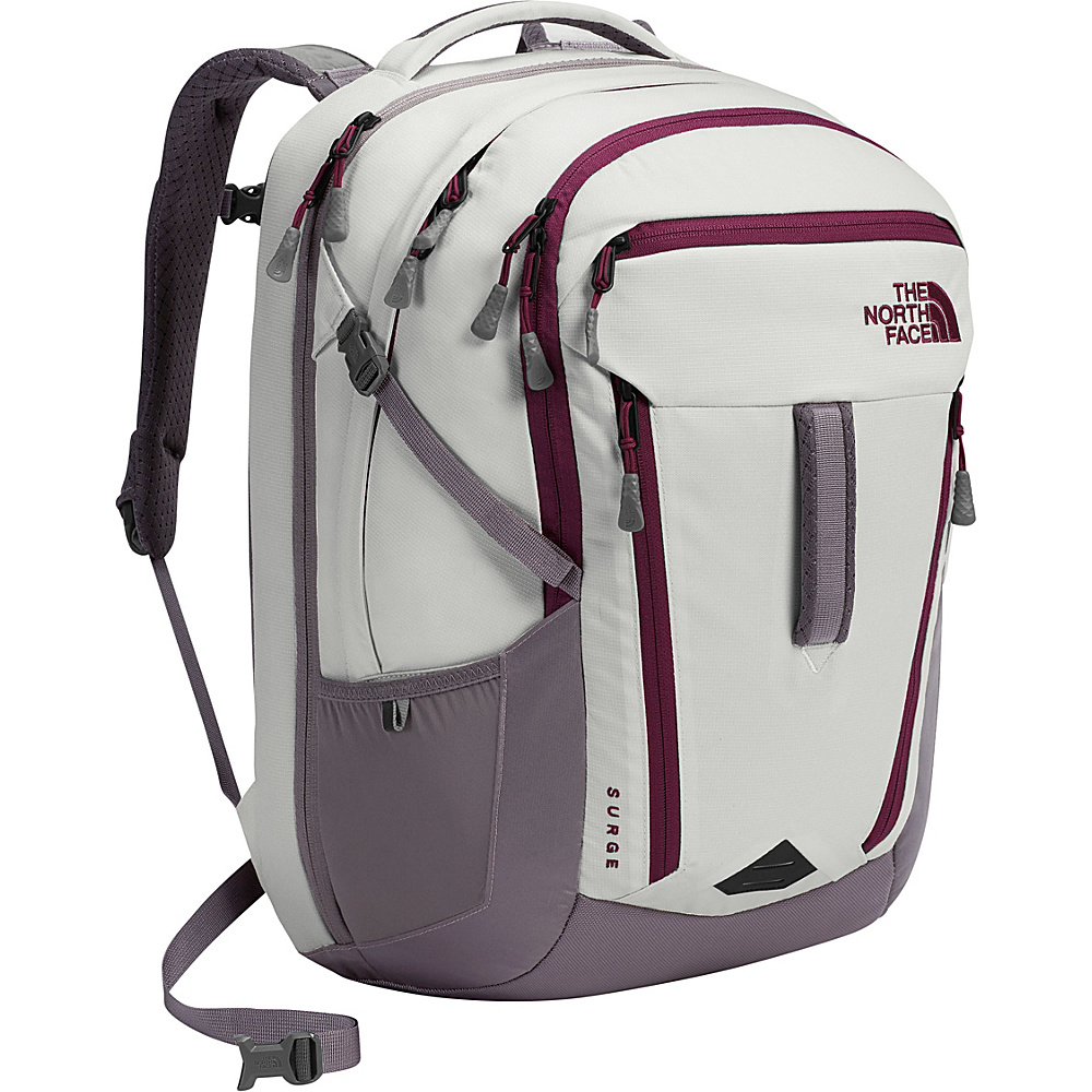 The North Face Womens Surge Laptop Backpack - 15 Vaporous Grey - The North Face Business & Laptop Backpacks - Backpacks, Business & Laptop Backpacks