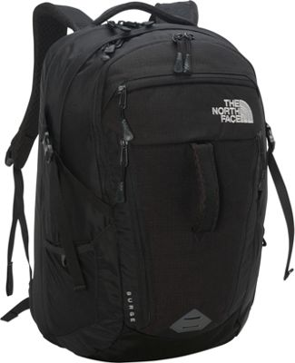 The North Face Women's Surge Laptop Backpack - 15 inch TNF Black - The North Face Business & Laptop Backpacks