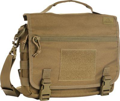 Red Rock Outdoor Gear Shoulder Mag Bag Coyote Tan - Red Rock Outdoor Gear Messenger Bags