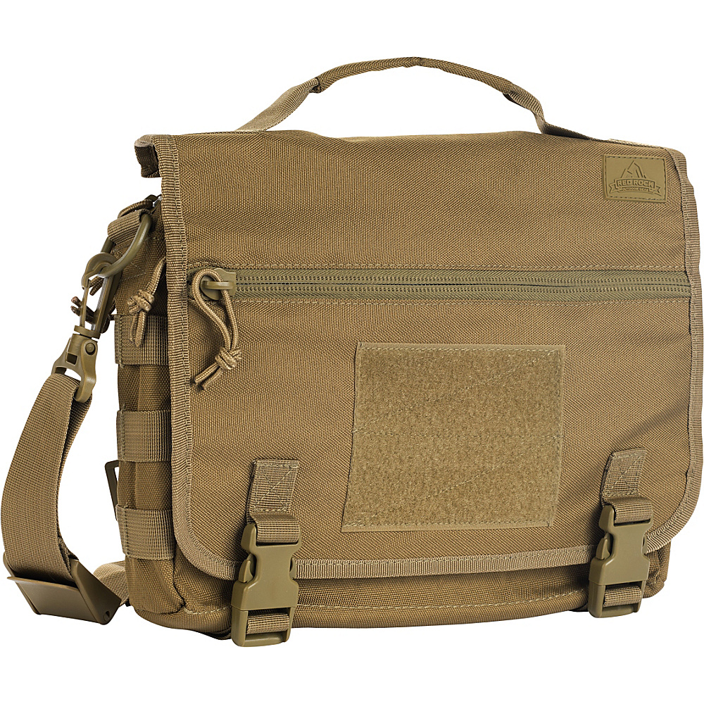 Red Rock Outdoor Gear Shoulder Mag Bag Coyote Tan Red Rock Outdoor Gear Messenger Bags