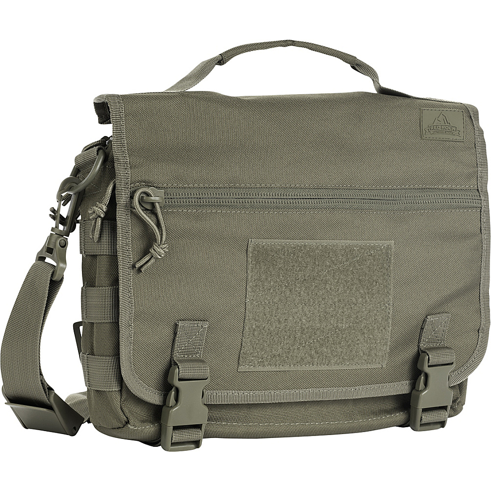 Red Rock Outdoor Gear Shoulder Mag Bag Olive Drab Red Rock Outdoor Gear Messenger Bags