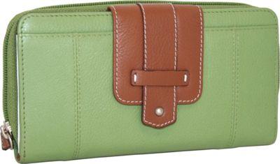 Nino Bossi My New Really Big Wallet Leaf - Nino Bossi Ladies Small Wallets