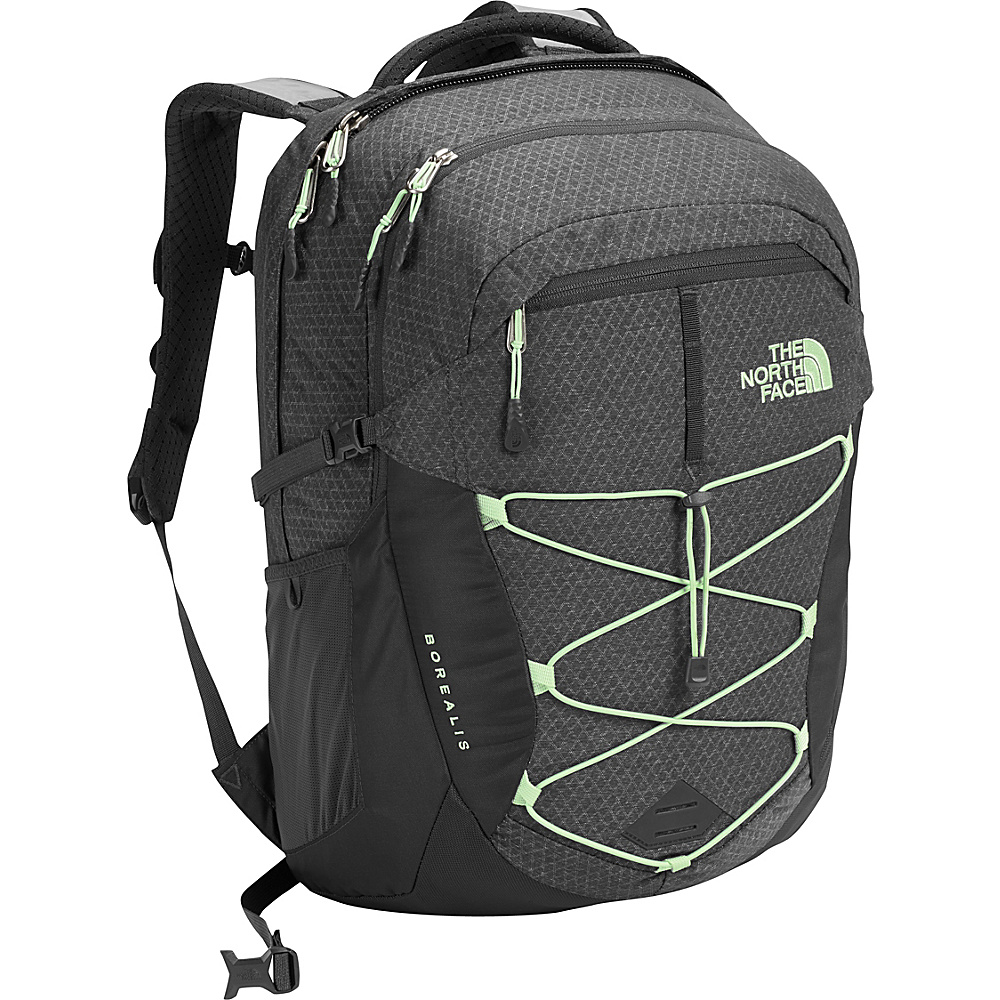 The North Face Womens Borealis Laptop Backpack - 15 Asphalt Grey - The North Face Business & Laptop Backpacks - Backpacks, Business & Laptop Backpacks