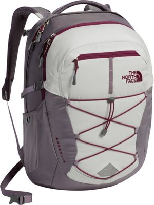 The North Face Women's Borealis Laptop Backpack - 15 inch Vaporous Grey - The North Face Business & Laptop Backpacks