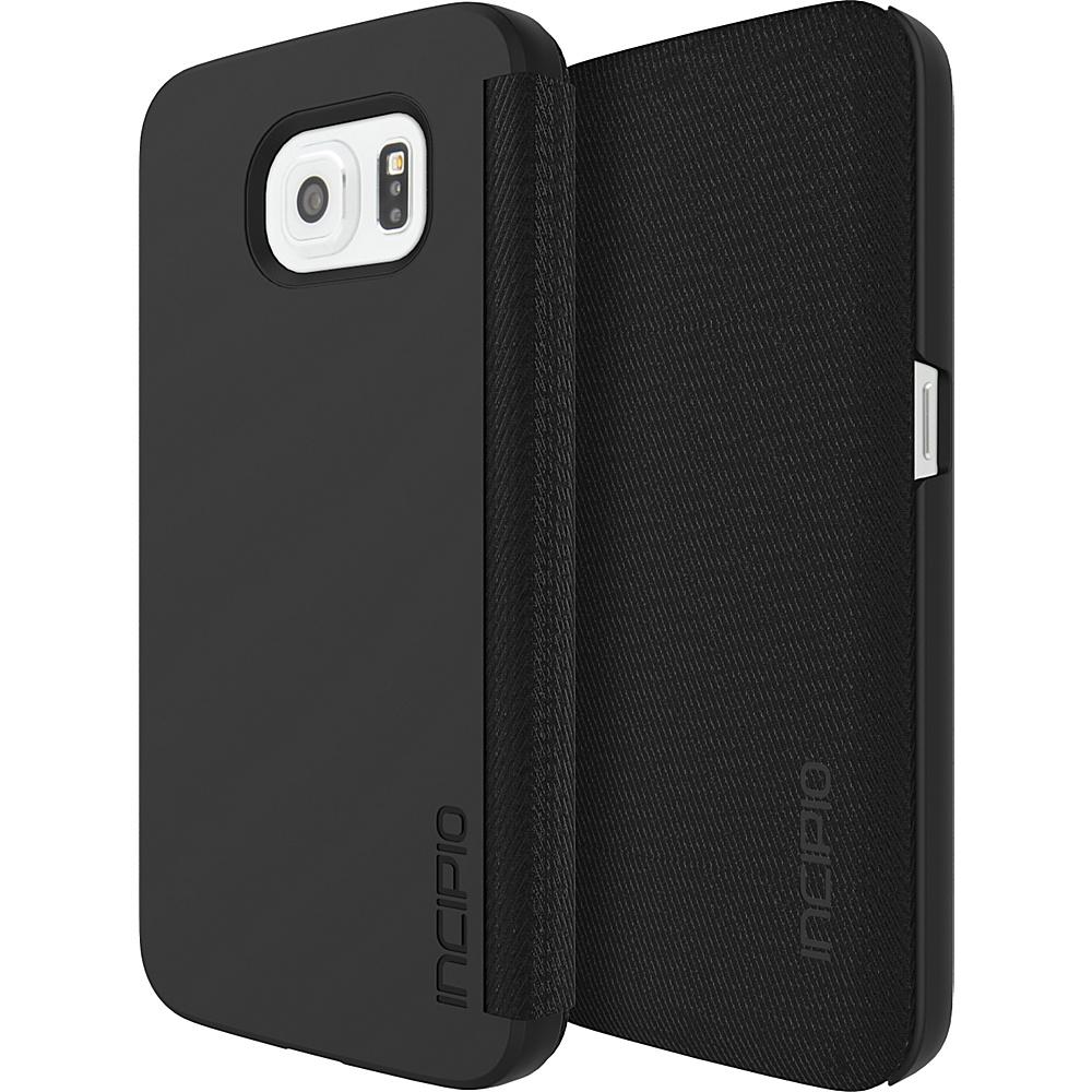 Incipio Lancaster for Samsung Galaxy S6 Black - Incipio Electronic Cases - Technology, Electronic Cases