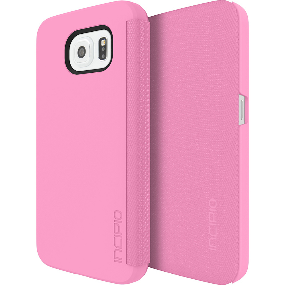 Incipio Lancaster for Samsung Galaxy S6 Clear Pink - Incipio Electronic Cases - Technology, Electronic Cases